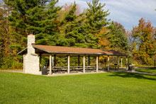 Community Center Pavilion