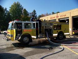 Kirtland Ohio Fire truck