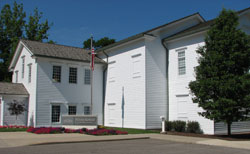Historic Kirtland Visitors Center