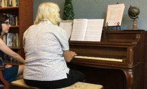 seniors piano