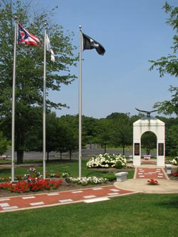 Kirtland Veterans Memorial