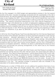 Icon of Mayors Report - FAQs
