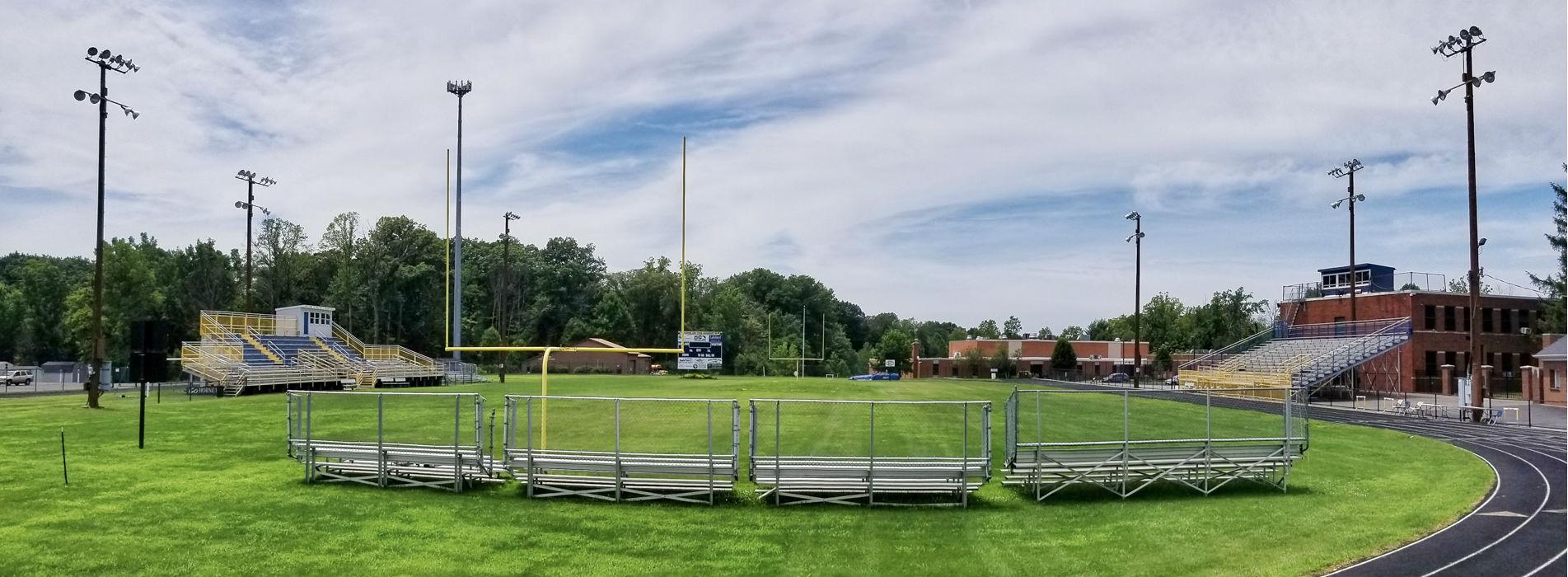 City of Kirtland Ohio Football Field