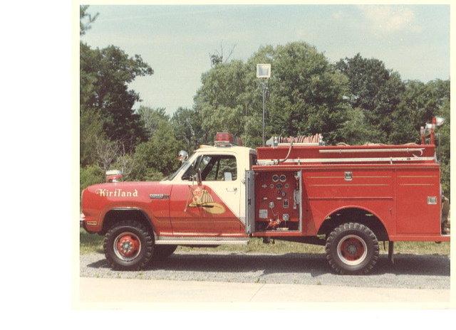Fire Department Photos