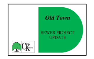 Old Town Sewer Project
