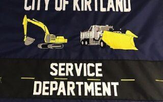 Public Service Dept Flag